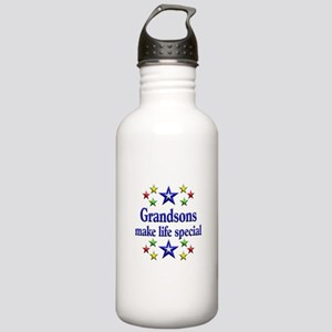 Grandsons are Special Stainless Water Bottle 1.0L