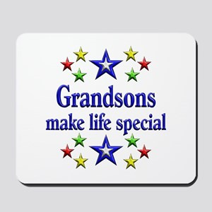 Grandsons are Special Mousepad