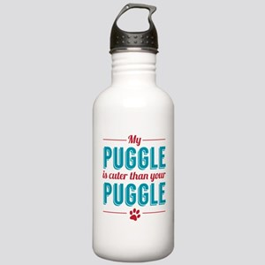 Cuter Puggle Stainless Water Bottle 1.0L