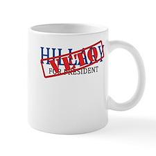 Veto Hillary Mug