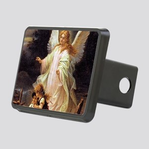 Guardian Angel Rectangular Hitch Cover