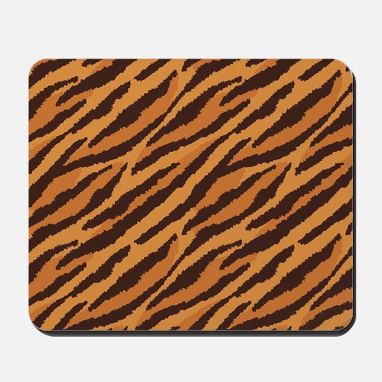 Tiger Fur Mousepad