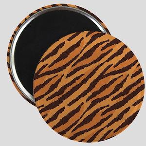 Tiger Fur Magnet