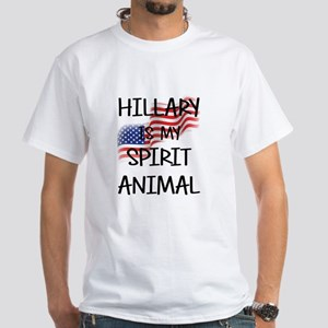 Hillary Is My Spirit Animal T-Shirt
