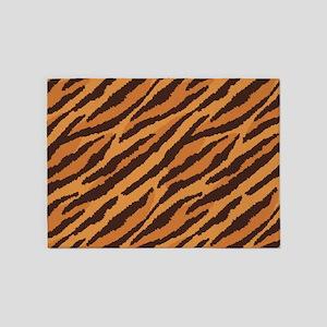 Tiger Fur 5'x7'Area Rug