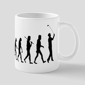 Golf Evolution Mugs