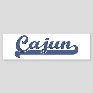 Cajun (sport) Bumper Sticker