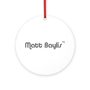 logo-large-transparent Ornament (Round)