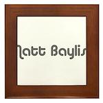logo-large-transparent Framed Tile