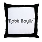 logo-large-transparent Throw Pillow