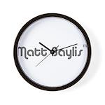 logo-large-transparent Wall Clock