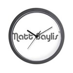 logo-large-transparent Wall Clock