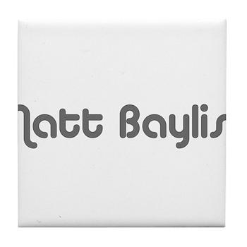 logo-large-transparent Tile Coaster