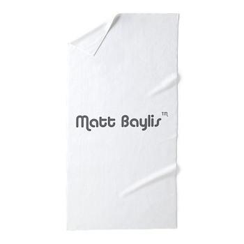 logo-large-transparent Beach Towel