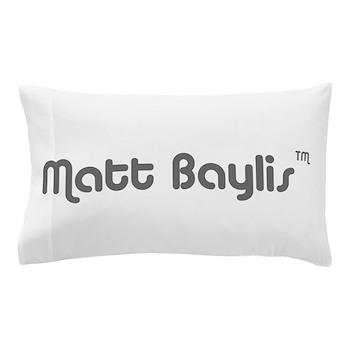logo-large-transparent Pillow Case