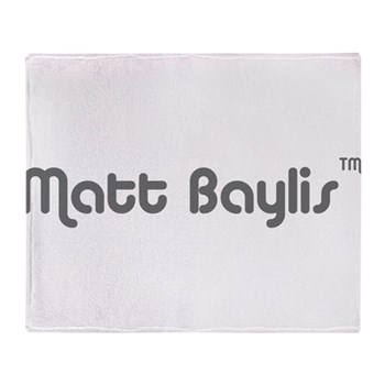 logo-large-transparent Throw Blanket