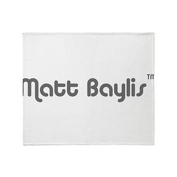 logo-large-transparent Throw Blanket