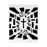 Christian Cross Twin Duvet Cover