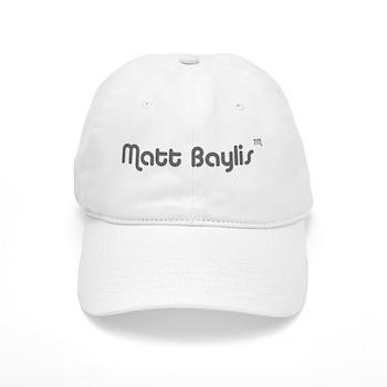 logo-large-transparent Baseball Cap
