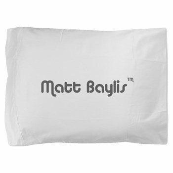 logo-large-transparent Pillow Sham
