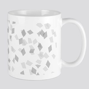 Grey Confetti Mugs