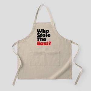 Who Stole The Soul? Apron