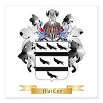 MacCoy Square Car Magnet 3