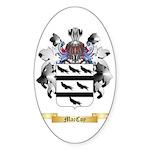 MacCoy Sticker (Oval)
