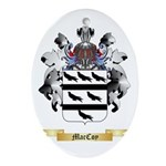 MacCoy Ornament (Oval)