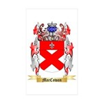 MacCowan Sticker (Rectangle 10 pk)
