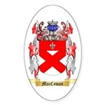 MacCowan Sticker (Oval)