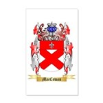 MacCowan 20x12 Wall Decal