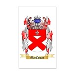 MacCowan 35x21 Wall Decal