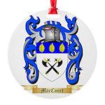 MacCourt Round Ornament