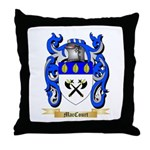 MacCourt Throw Pillow