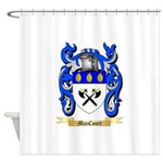 MacCourt Shower Curtain