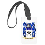 MacCourt Large Luggage Tag