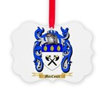 MacCourt Picture Ornament