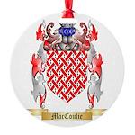 MacCoulie Round Ornament