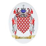 MacCoulie Ornament (Oval)