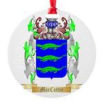 MacCotter Round Ornament