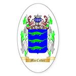 MacCotter Sticker (Oval 50 pk)