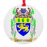 MacCostygyn Round Ornament