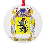 MacCosgrove Round Ornament