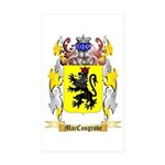 MacCosgrove Sticker (Rectangle 50 pk)