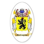 MacCosgrove Sticker (Oval 50 pk)