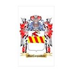MacCorquodale Sticker (Rectangle 10 pk)