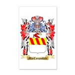 MacCorquodale 35x21 Wall Decal