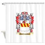 MacCorquodale Shower Curtain