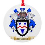 MacCormick Round Ornament